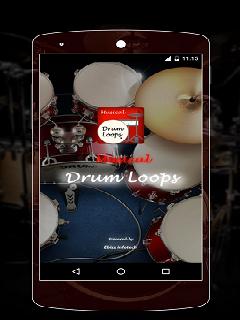 Musical Drum Loops Mobile Software