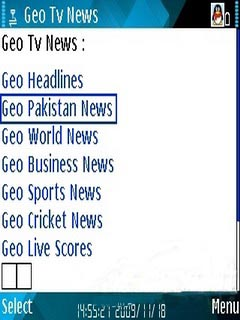download geo tv news mobile software | mobile toones - Mobile Tv Geo News