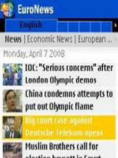 Nokia Headlines Mobile Software