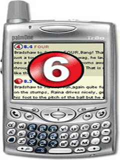 Mobile CricketCast Mobile Software