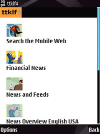 Ttklf4 For Java Phones V1.0 Mobile Software