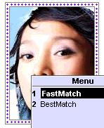 J2MEFaceMatch 1.3 Mobile Software