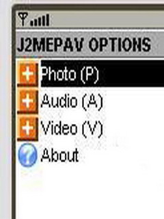 PhotoAudioVideo 1.1 Mobile Software