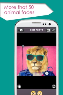 Animal Face For Android Apps Mobile Software