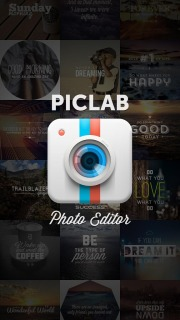PicLab Photo Editor For Android Phones Apps V 1.2.4 Mobile Software