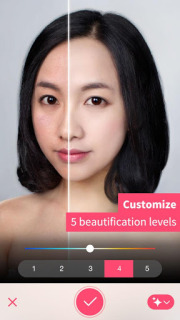 BeautyPlus Mobile Software