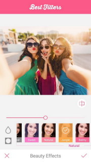BeautyPlus Me Perfect Camera Mobile Software