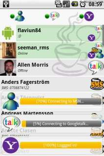 ChatteLatte 1.3.4 Mobile Software