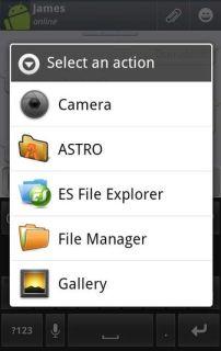 WhatsApp Messenger V 2.7.3581 Mobile Software