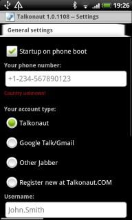 Talkonaut  V 1.0.1129 Mobile Software