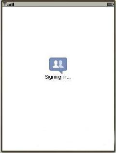 MobileFacebook 1.2 Mobile Software