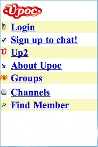 Upoc Mobile Community 1.0 Mobile Software