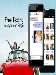 Pinger Messenger For Android Phones  V1.0.2 Mobile Software