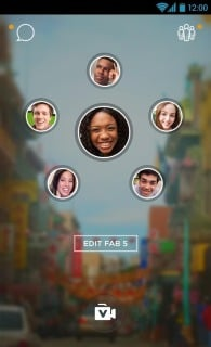 OoVoo Video Call, Text And Voice For Android Phones V2.0.2 Mobile Software
