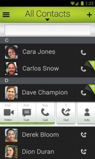 Fring Free Calls Video And Text  For Android V4.4.2.14 Mobile Software