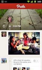 Path For Android Phones V2.5.2 Mobile Software