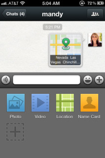 WeChat For Android Phones V4.0.1.0 Mobile Software