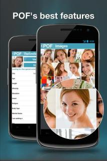 POF Free Online Dating For Android V2.43.13419 Mobile Software