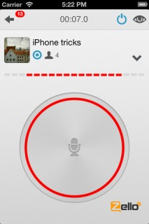 Zello Walkie Talkie For Android Phones V2.2 Mobile Software