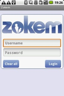 Zokem For Java Phones V1.1 Mobile Software