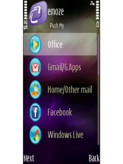 Emoze For Symbian Phones V2 2.03.11 Mobile Software