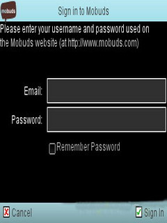 Mobuds Lite For Java Phones V 1.07 Mobile Software