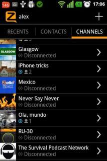 zello walkie talkie para nokia lumia 710