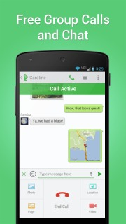 Talkray - Free Calls And Text Android Phones V 1.75 Mobile Software