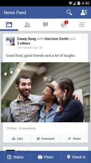 Facebook For Android Phones V 13.0.0.13.14 Mobile Software