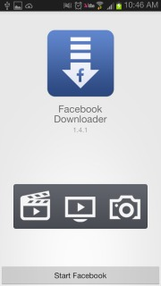 Facebook Video Downloader For Android Phones V 1.4.3 Mobile Software