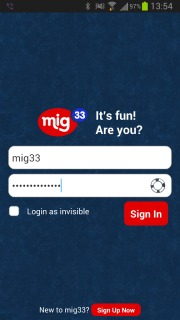 Mig33 For Android Phones V 4.00.015 Mobile Software