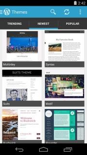 WordPress For Smartphone Apps V 3.3.1 Mobile Software