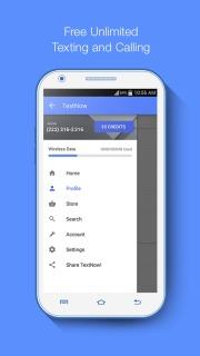 TextNow Mobile Software