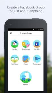 Facebook Groups Android Apps Mobile Software