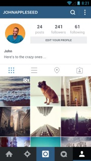 Instagram For Android Phones Mobile Software