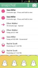 Snapchat Free Smartphone Apps Mobile Software