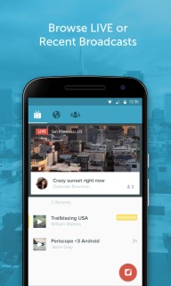 Periscope Mobile Software