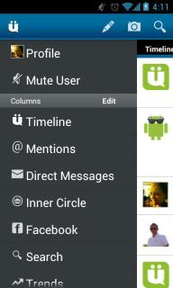 UberSocial For Twitter Mobile Software