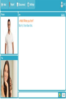 Live Chat Roulette Mobile Software