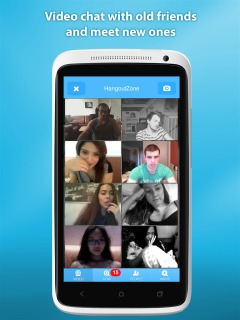 Tinychat Group Video Chat Mobile Software