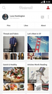 Pinterest Free Apk Apps Mobile Software