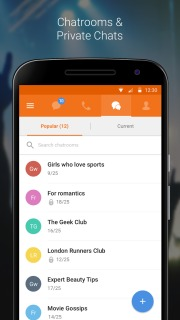 Nimbuzz Messenger  Free Calls Mobile Software