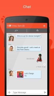 Tango Messenger Video And Calls Android Apps Mobile Software