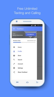 TextNow Free Android Apps Mobile Software