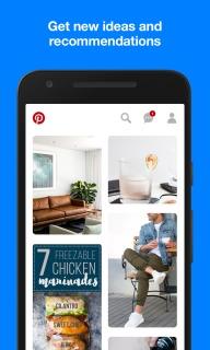 Pinterest Download For Smartphone Apk Apps Mobile Software