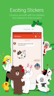 LINE Free Calls And Messages Android Apps V 7.13.1 Mobile Software