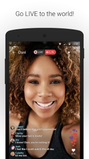 MeetMe Chat And Meet New People Android Apps Mobile Software
