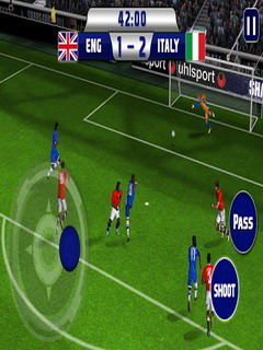 El fútbol real en tu BlackBerry 10