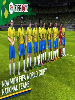 FIFA 14 By EA Sports For Android Mobile Software