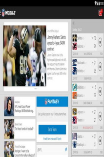 NFL Mobile Android Sports Apps Mobile Software
